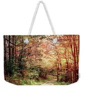 Fall In Monongalia County Weekender Tote Bag