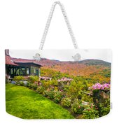 Fall In New Hampshire Weekender Tote Bag