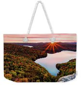 Fall In Northern Vermont Weekender Tote Bag