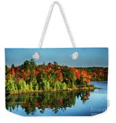 Fall In Northern Wisconsin Weekender Tote Bag