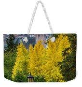 Fall In Portland Or 2 Weekender Tote Bag