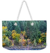 Fall In Spokane Weekender Tote Bag