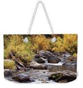 Fall In The Grand Tetons Weekender Tote Bag