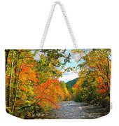 Fall In The Smokey Mountains  Weekender Tote Bag
