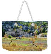 Fall In The Texas Hill Country Weekender Tote Bag