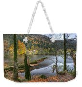 Fall In Vosges National Park Weekender Tote Bag