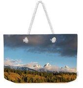 Fall In Wyoming Weekender Tote Bag
