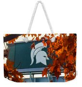 Fall Is Football Weekender Tote Bag