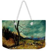 Fall Landscape 56 Weekender Tote Bag