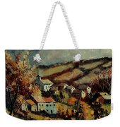 Fall Landscape 670110 Weekender Tote Bag