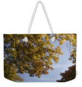 Fall Magic Weekender Tote Bag