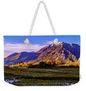 Fall Meadow Weekender Tote Bag by Chad Dutson