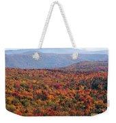 Fall Mountains #3 Weekender Tote Bag
