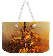 Fall Oak Leaves Weekender Tote Bag
