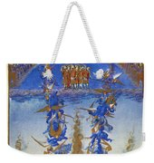 Fall Of Rebel Angels Weekender Tote Bag