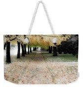 Fall On Oak Street Weekender Tote Bag