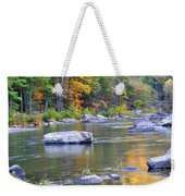 Fall On The Maury Weekender Tote Bag