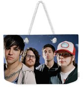Fall Out Boy Weekender Tote Bag