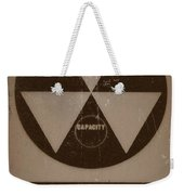 Fall Out Shelter Weekender Tote Bag