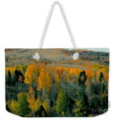 Fall Ridge Weekender Tote Bag