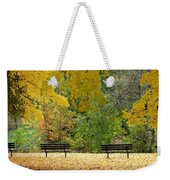 Fall Series 12 Weekender Tote Bag