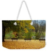 Fall Series 13 Weekender Tote Bag