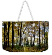 Fall Series 3 Weekender Tote Bag
