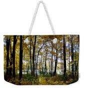 Fall Series 3 Weekender Tote Bag