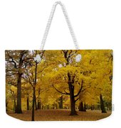 Fall Series 5 Weekender Tote Bag