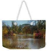 Fall Series 9 Weekender Tote Bag