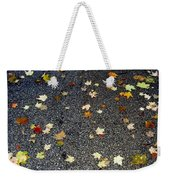 Fall Sparkle Weekender Tote Bag
