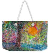 Fall Sun Weekender Tote Bag