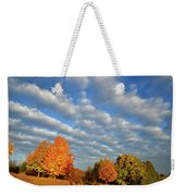 Fall Sunrise Over Hackmatack Nwr Weekender Tote Bag