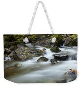 Fall Surge Weekender Tote Bag by Mike  Dawson
