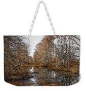Fall Swamp Weekender Tote Bag