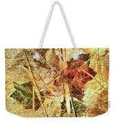Fall Treasures Weekender Tote Bag