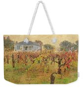 Fall Vines Weekender Tote Bag