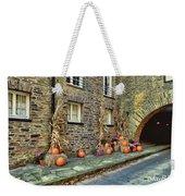 Fall Walkway  Weekender Tote Bag