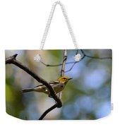 Fall Warbler Weekender Tote Bag