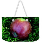 Fallen Apple Weekender Tote Bag