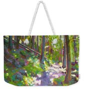 Fallen Log Weekender Tote Bag