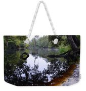 Fallen Oak Nearly Covered Weekender Tote Bag