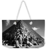 Fallen Stones At The Pyramid Weekender Tote Bag