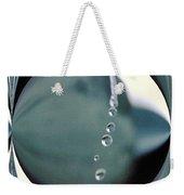 Falling Droplets   Weekender Tote Bag