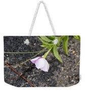 Falling Flower Weekender Tote Bag