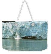 Falling Ice 8421 Weekender Tote Bag