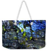 Falling Leaves Weekender Tote Bag