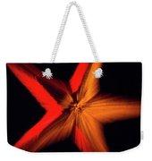Falling Starfish One Weekender Tote Bag