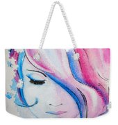 Falling To Pieces Weekender Tote Bag
