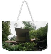 Fallingwater Exterior  Weekender Tote Bag